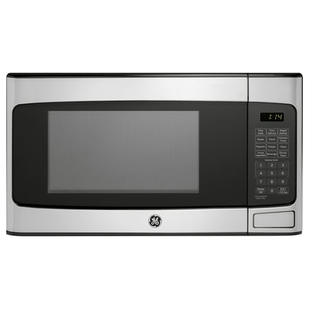 Ge 1 Cu Ft Countertop Microwave Oven Stainless
