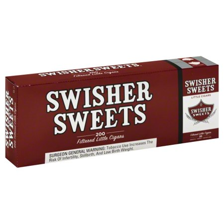Swisher Sweets Cig Little Cigar Carton