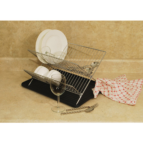 Cook Pro Dish Rack, Chrome by Cookpro