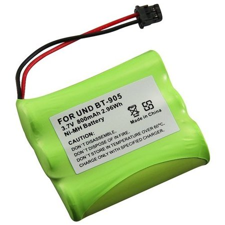MegaPower (TM) 1X Cordless Phone Rechargeable Battery Compatible With UNIDEN BT-905 Cordless Phone Ni-MH Battery - image 2 de 2