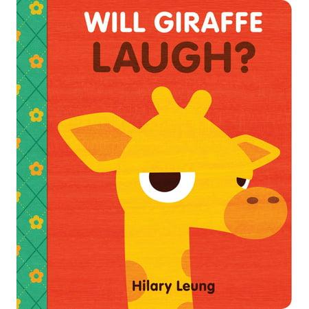 Will Giraffe Laugh? (Board Book)](Giraffe Boards)