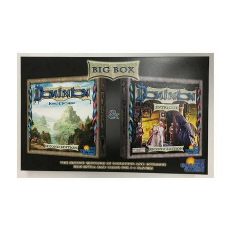Rio Grande Games Dominion: Big Box Ii Game
