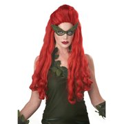 Adult Lethal Beauty Red Long Wig by California Costumes 70746