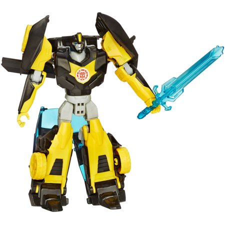 Transformers Robots in Disguise Warrior Class Night Ops Bumblebee - Transformers Robots In Disguise Bumblebee