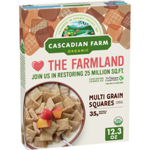 Cascadian Farms Multi Grain Squares