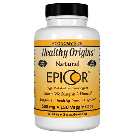 Epicor 500 Mg  Immune Support   150 Veggie Capsules