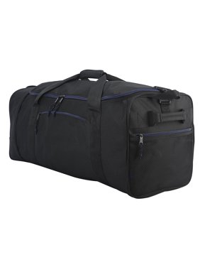 Product Image 32in Compactible Rolling Duffel Black