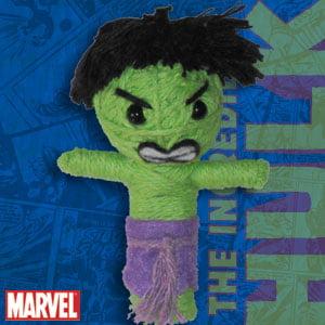 Cell Phone Charm - Marvel - Hulk New Gifts Toys String Doll vd-mvl-0003