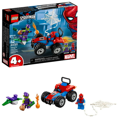 LEGO Super Heroes Marvel Spider-Man Car Chase 76133](Super Heero)