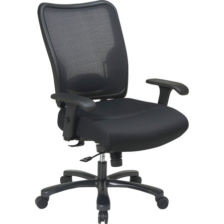 75 Office Star - Office Star, OSP7537A773, Space Task Chair, 1 Each, Black