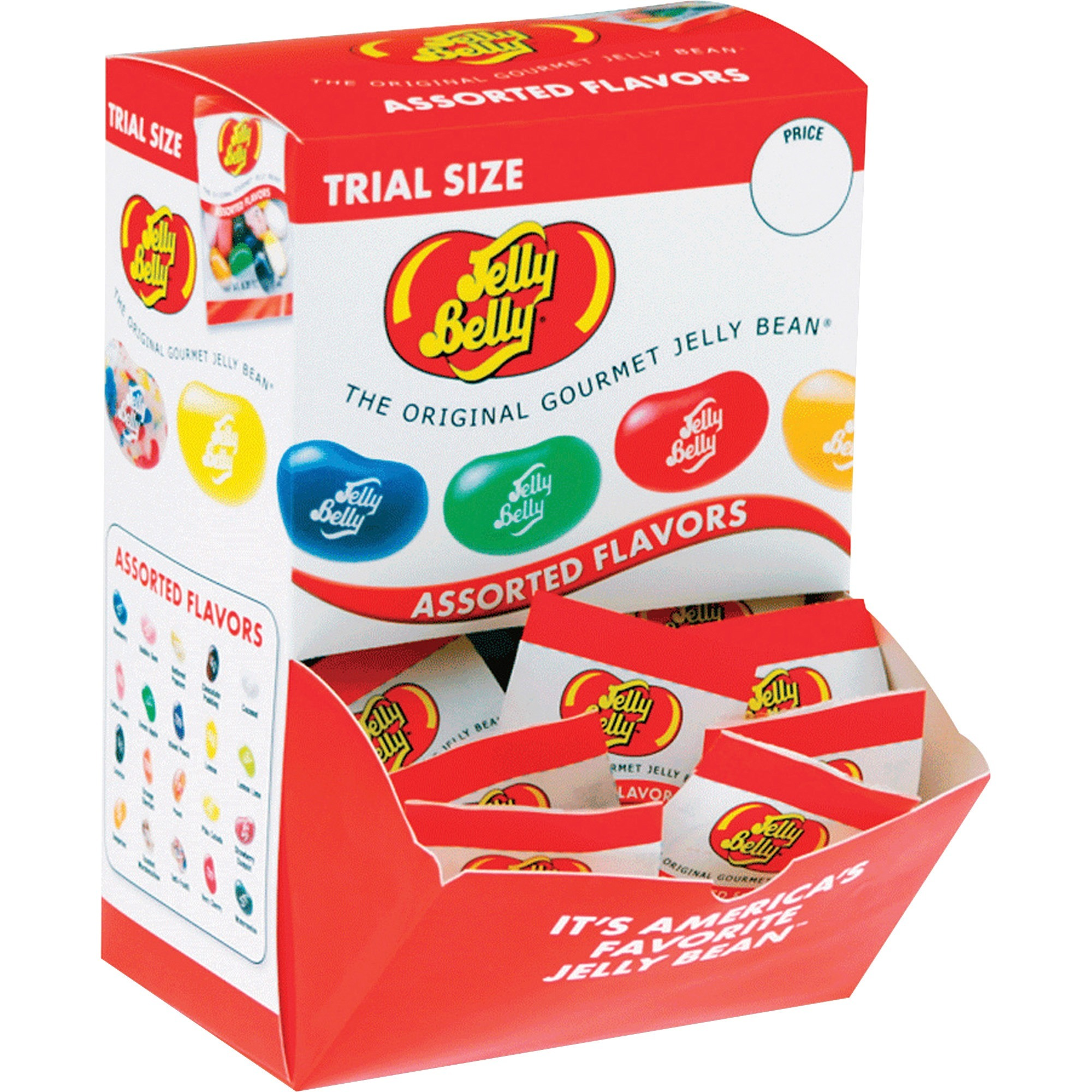 Jelly Belly, JLL72512, Gourmet Jelly Beans, 80 / Box