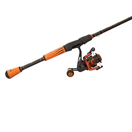 Lews Fishing Mach Crush Spinning Combo 6 2 1 Gwar Ratio