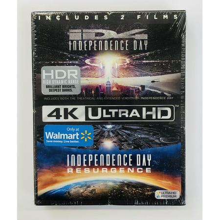 Twentieth Century Fx Independence Day 2 (resu 4k Mp Ws Excl