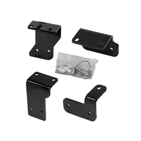04-C Titan 5Th Wheel Bracket Kit Replacement Auto Part, Easy to Install Wheel Bracket Kit