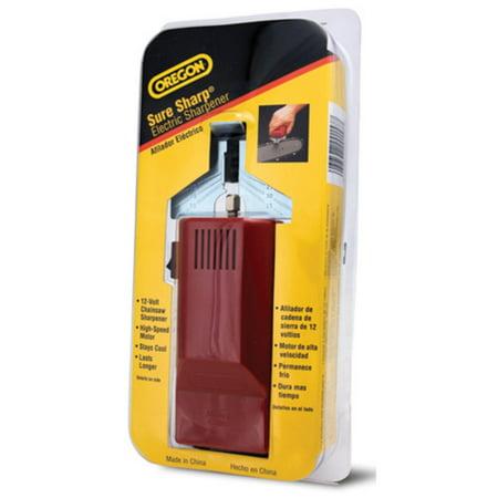 - Oregon Chain 30846A 12-Volt Electric Sure Sharp Sharpener