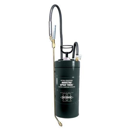 H.D. Hudson Industro Galvanized Steel Spray-Thick Curing Compound Sprayer