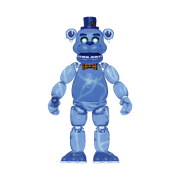 Funko Action Figure: Five Nights at Freddy's - Freddy Frostbear - Walmart Exclusive