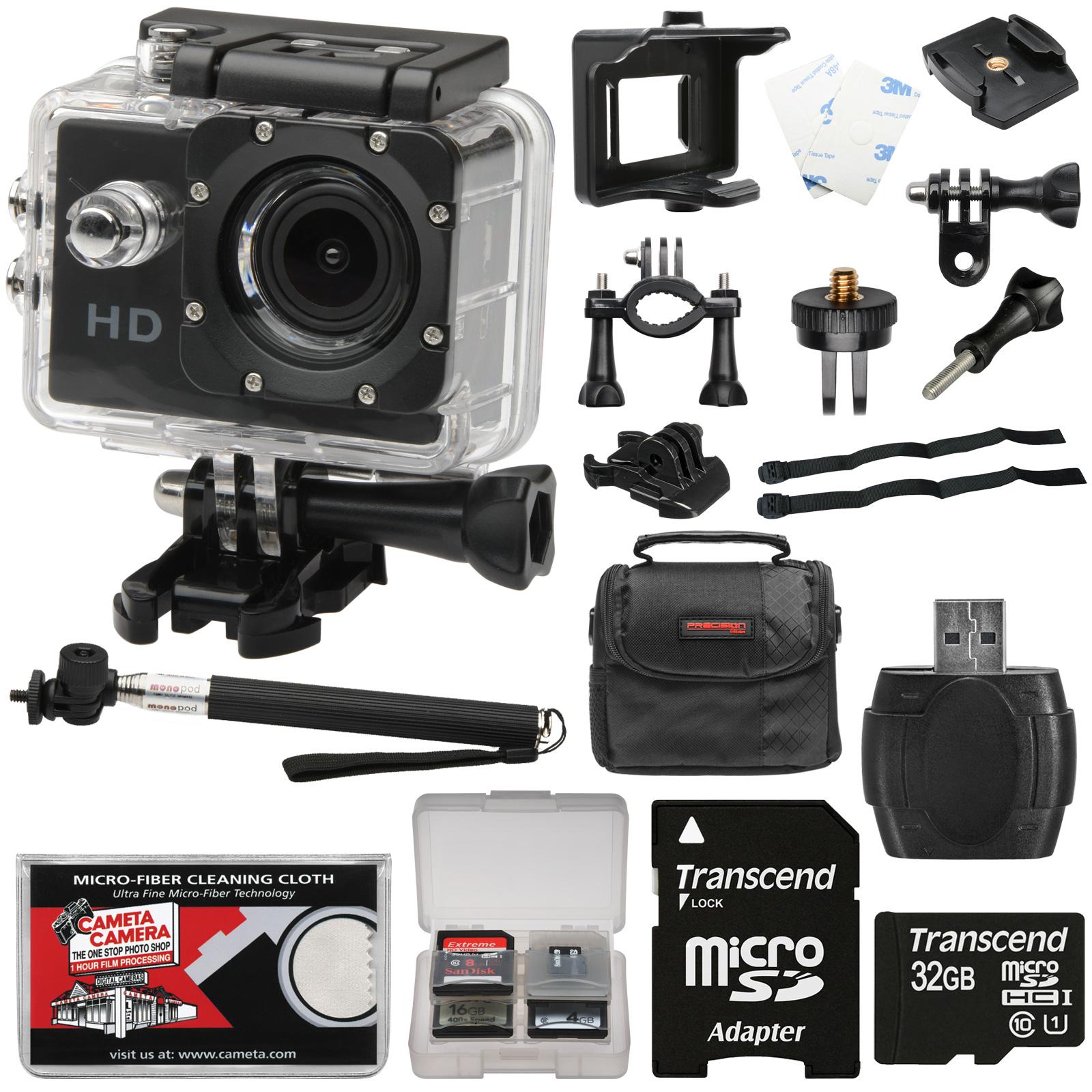 Zuma HD DVR 720p Sports Video Recorder Action Camera Camc...