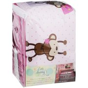 Nojo® Little Bedding 3 Little Monkeys Secure-Me® Bumper 4 pc Bag