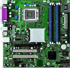 Intel Desktop Board D915GUXLK - mainboard - micro ATX - i...