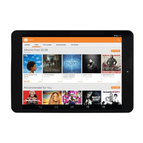 Rca RCT6573W23 7.85 Inch Android 4.4 Kitkat Quad Core 8gb Tablet Computer