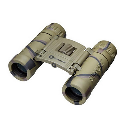 Simmons ProSport 8x21 Roof Prism Camo Compact Binocular by SIMMONS OUTDOOR COR/VISTA