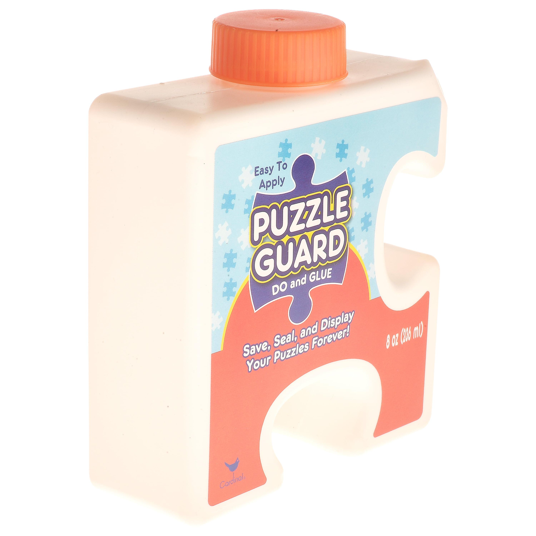 Cordinal Easy to Apply Jigsaw Puzzle Glue Saver Guard 8 oz Save Seal Display