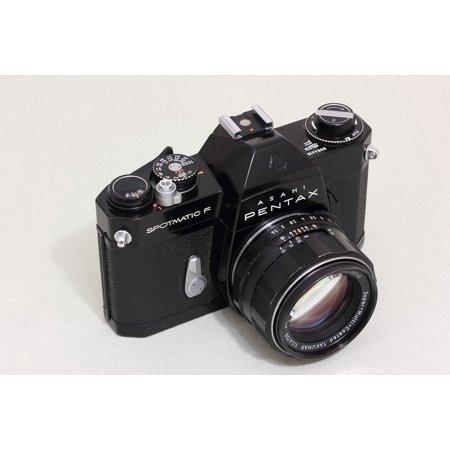 LAMINATED POSTER Pentax 35mm Japan Film Camera Optical Asahi Slr Poster Print 24 x 36 ()