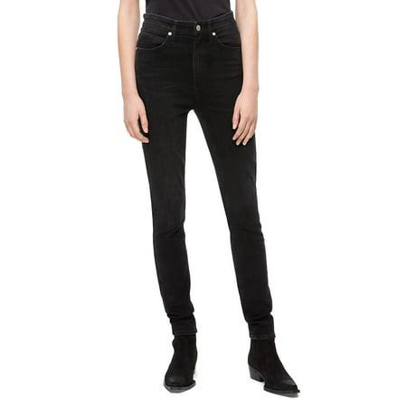 010 High-Rise Skinny Jeans (Calvin Klein Jeans Women Pants)