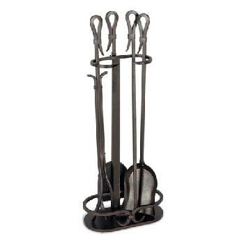 5 Piece Iron Gate Tool Set -Burnished Black