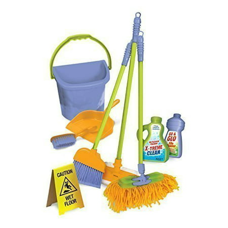 Kidzlane Kids Cleaning Set For Toddlers Up To Age 4