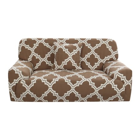 Sofa Covers 1-4 Seater Sofa Chair Loveseat Couch Slipcover Protector ()