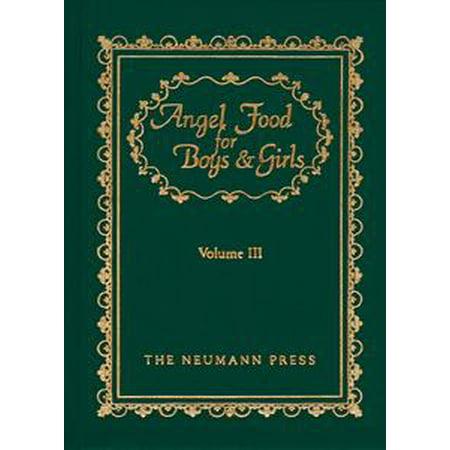 Angel Food For Boys & Girls - eBook - Boys Food