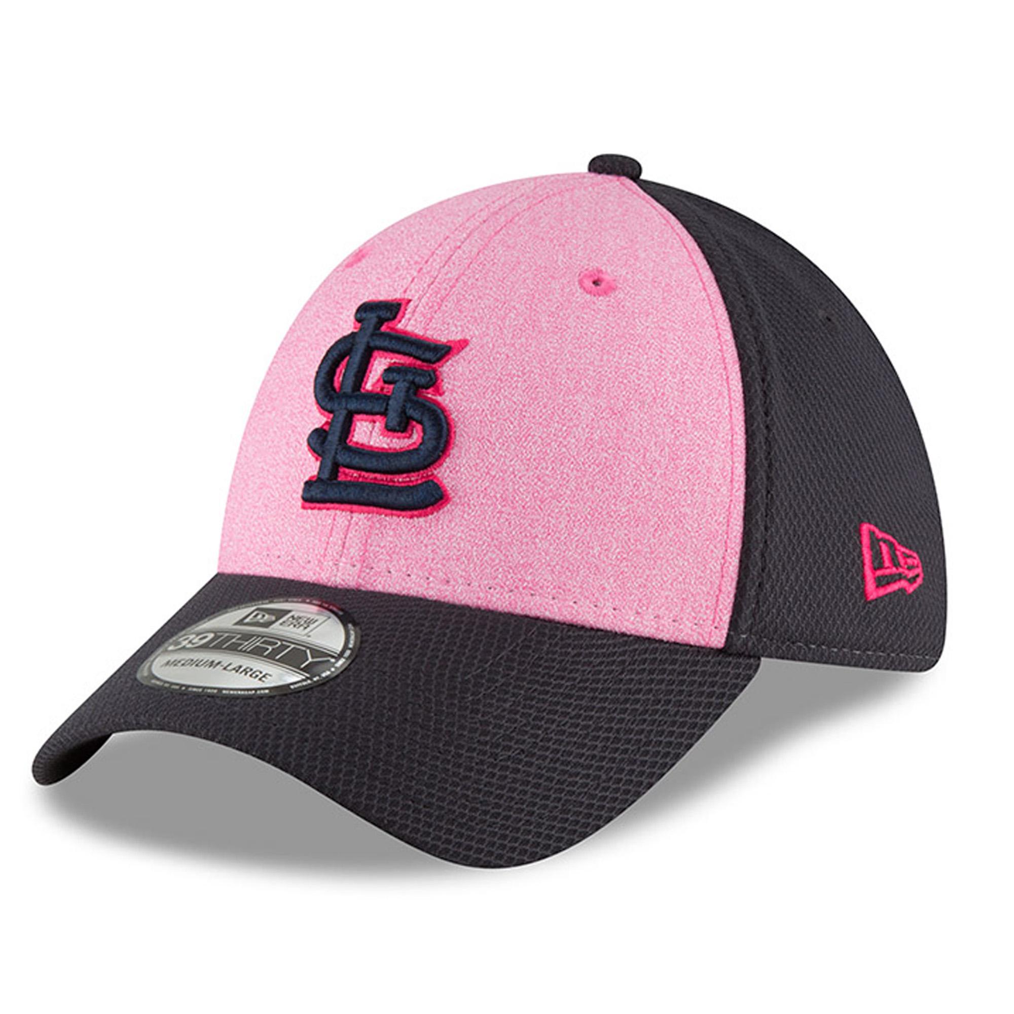 St. Louis Cardinals New Era 2018 Mother's Day 39THIRTY Flex Hat - Pink