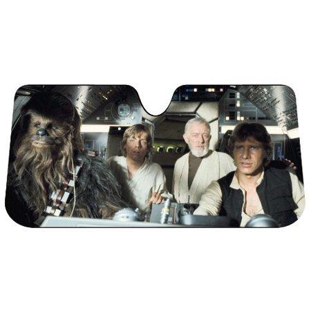 Star Wars Accordion Sunshade Best