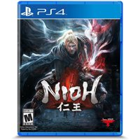 Nioh, Sony, PlayStation 4, REFURBISHED/PREOWNED