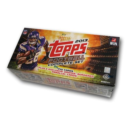 NFL 2013 Factory Set, Every Base and Subset Card from 2013 Topps Football By Topps (Nfl Topper)