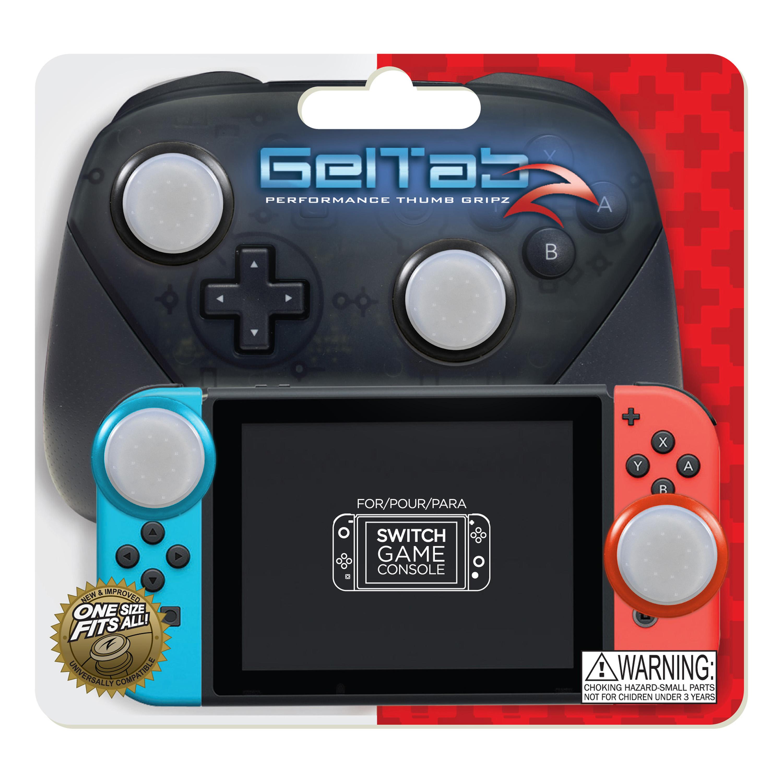 Image of Emio Geltabz For Switch Console Gray