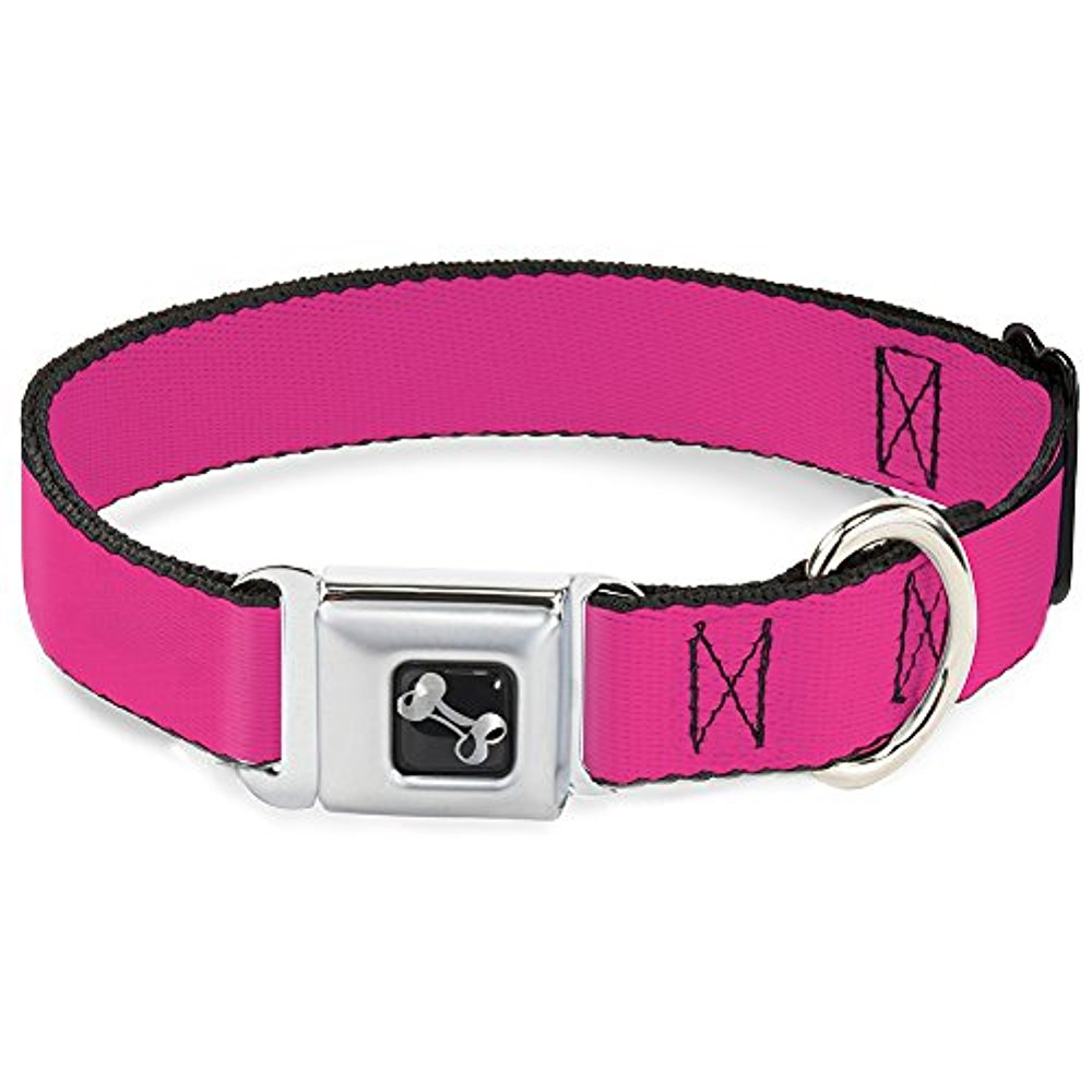 Buckle Down Buckle-Down Pet Seatbelt Buckle Dog Collar