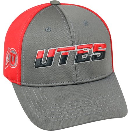 - University Of Utah Utes Grey Two Tone Baseball Cap