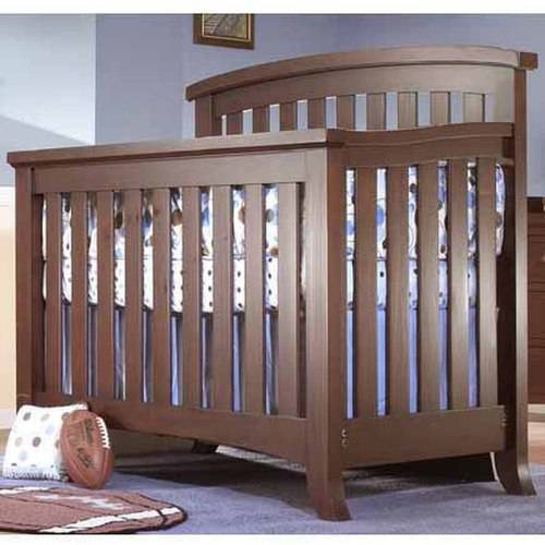 Sorelle Alex 4-in-1 Convertible Crib
