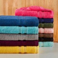 Mainstays Performance 6-Piece Bath Towel Collection