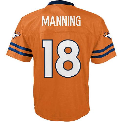 NFL - Boys' Denver Broncos Payton Manning Jersey