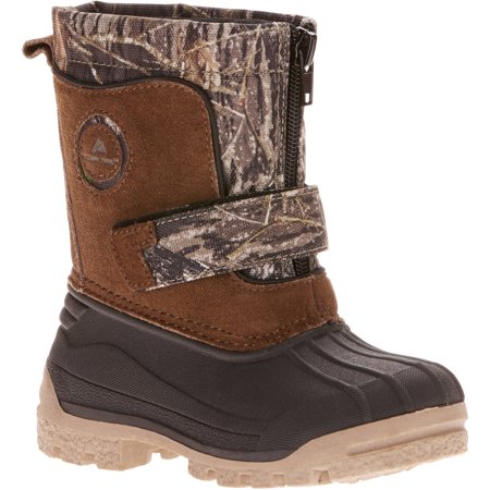 Image of Ozark Trial Toddler Boys' Pac Zip Winter Boot