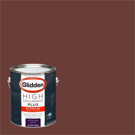 Glidden High Endurance Plus Exterior Paint And Primer Colonial Red 10yr 09 250