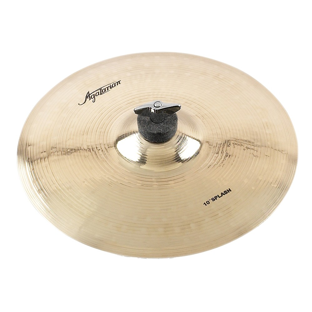 Agazarian Trad Splash Cymbal 10 in. by Agazarian