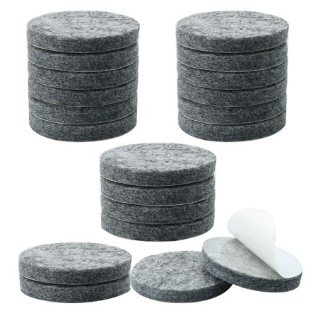 Chair Leg Pads (20pcs Felt Furniture Pads Round 1 1/4