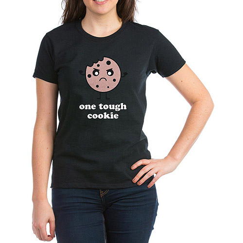 Womens One Tough Cookie T-Shirt