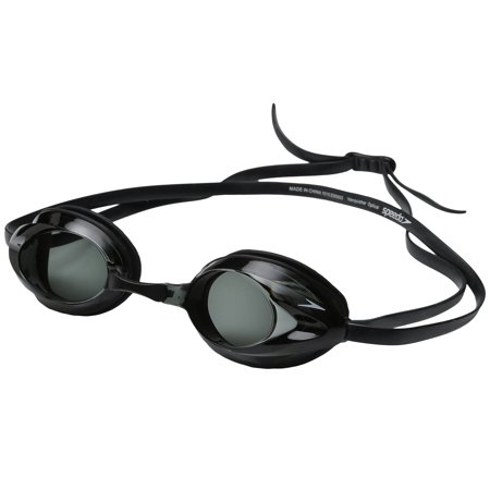 84608d3b0c578 Speedo Vanquisher Optical Competition Swim Swimming Goggles Smoke Diopter  -2.0 - Walmart.com