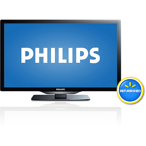 "Refurbished Philips 26"" Class LED 720p 60Hz HDTV, (2.7"" ultra-slim)  (26PFL4507/F7B)"